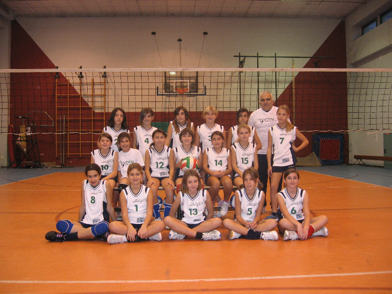 Under 12 - Stagione 2008/09 - All. Arnaldo Lantini