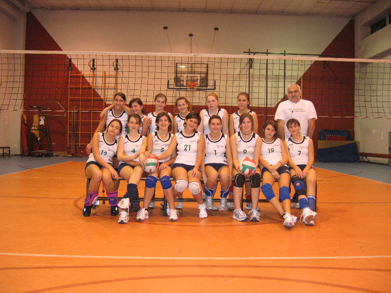 Under 15 - Stagione 2008/09 - All. Arnaldo Lantini