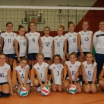 2014-15 - Camp. FIPAV U13 - GS PinoVolley/Chieri'76 - All. Flavia Scomazzon