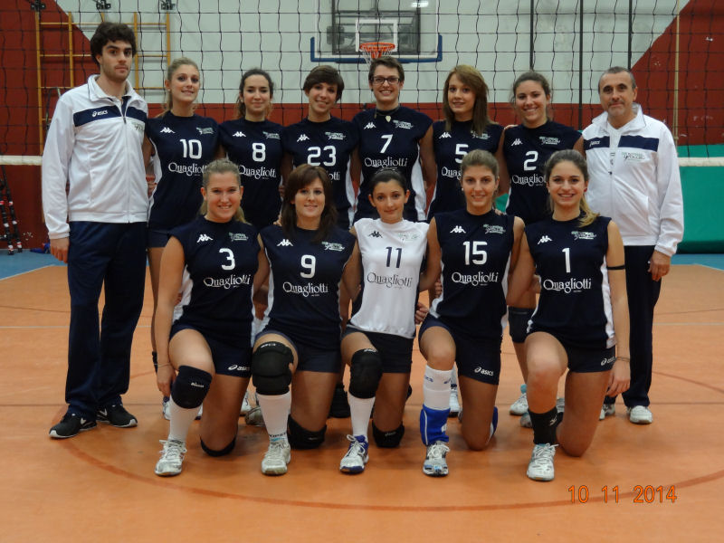 2014/15 - 2D FIPAV - GS Pino Volley