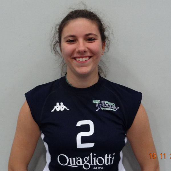 2014/15 - 2D GS Pino Volley - Michela BURZIO