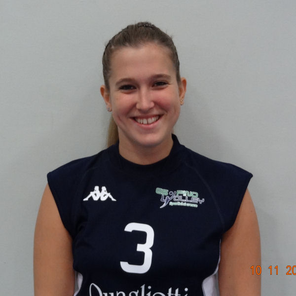 2014/15 - 2D GS Pino Volley - Martina BARRACO
