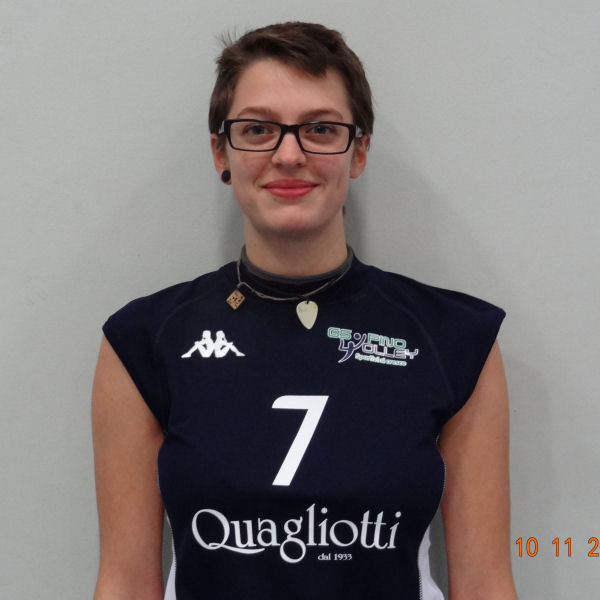2014/15 - 2D GS Pino Volley - Cinzia MOLINATTO