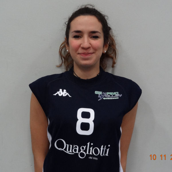 2014/15 - 2D GS Pino Volley - Vittoria FERRERO
