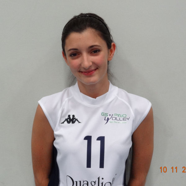 2014/15 - 2D GS Pino Volley - Irene ARDUINO