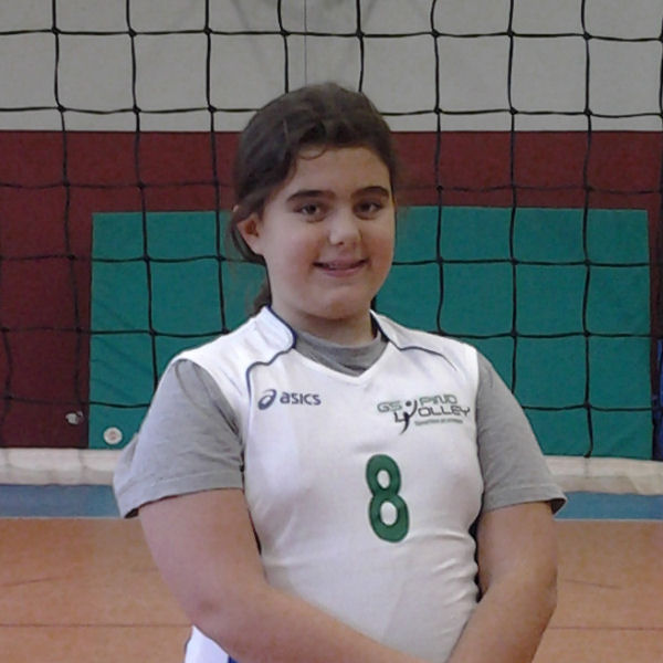 2014/15 GS Pino Volley U12 - Margherita D