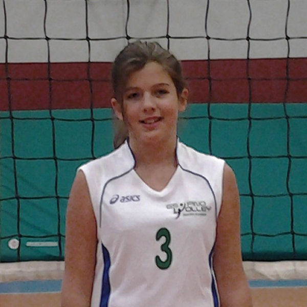 2014/15 GS Pino Volley U12 - n01 Caterina R