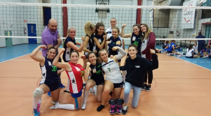 Under 18 batte anche MTV gialla e va in testa al girone!