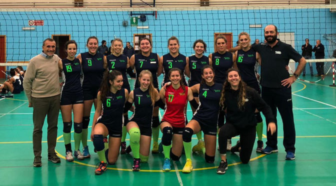 GSPV Prima Divisione batte SER Finsoft Chieri e vola ai play-off!!!