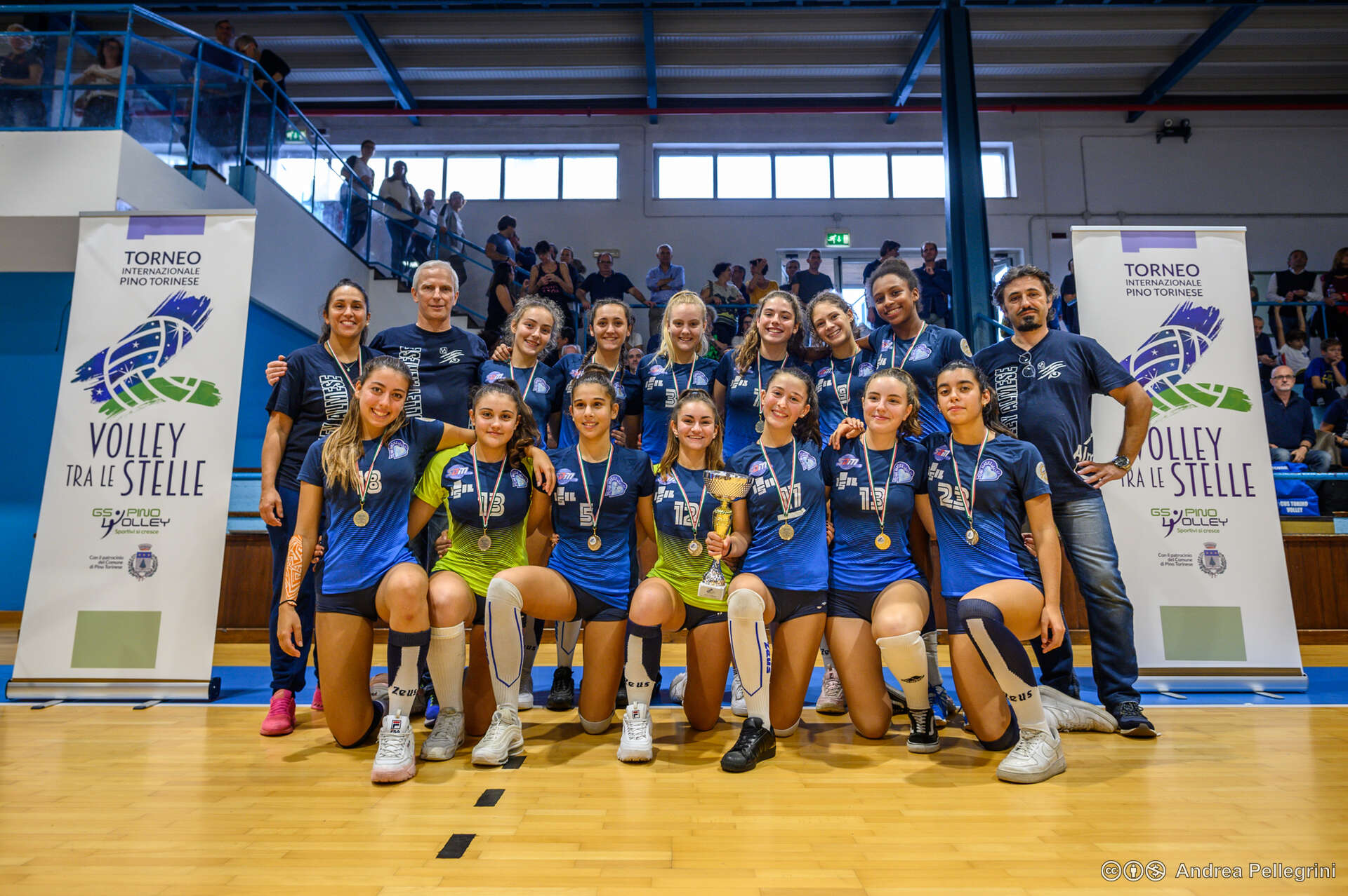 La vincente 2019: ISIL Volley Almese Massi 2004