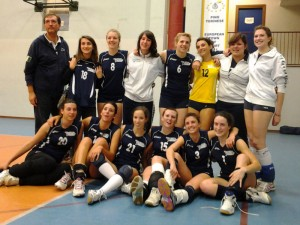 22 mag 2014 - Camp. FIPAV 1D - GS Pino Volley - Pinerolo 3-0