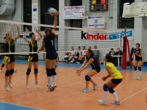 05 dic 2013 - Camp. FIPAV 1D - GS Pino Volley - GS Sangone 3-2