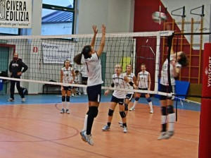 01 feb 2014 - Camp. FIPAV U14 - GS Pino Volley - Dravelli 3-0