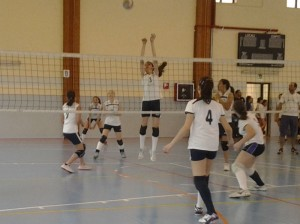 01 giu 2014 - Camp UISP U14 - Finale - GS Pino Volley - Dravelli 0-2