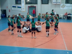 29 apr 2014 - Camp. UISP U14 PlayOff - GS Pino Volley - La Folgore 3-0