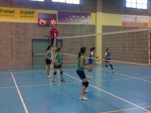 13 mag 2014 - Camp. UISP U14 Play Off - Foglizzese-GS Pino Volley 0-3