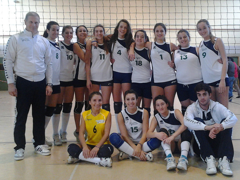 03 nov 2013 - Camp. FIPAV U 16 - Fortitudo- GS Pino Volley 2-3