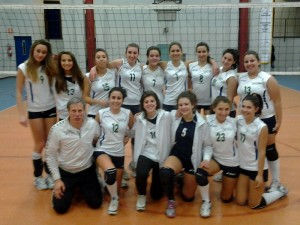 22 dic 2013 - Camp. FIPAV U 16 - GS Pino Volley - Leo Chieri 3-1