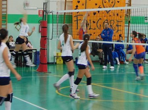 15 dic 2013 - Camp. FIPAV U 16 - Folgore - GS Pino Volley 3-1