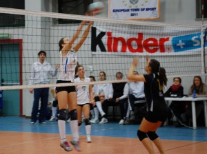 08 dic 2013 - Camp. FIPAV U 16 - GS Pino Volley - Fortitudo 3-0