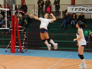 01 dic 2013 - Camp. FIPAV U 16 - GS Pino Volley - S.Raffaele 0-3