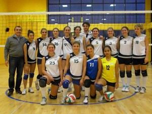 GS Pino Volley - Under 18 - Stagione 2013-14 - All. Luca Scalzo