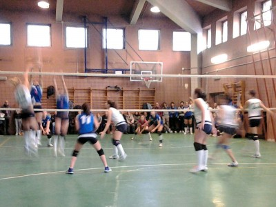 21 dic 2013 - Camp. UISP U 18 - Salus - GS Pino Volley 3-1